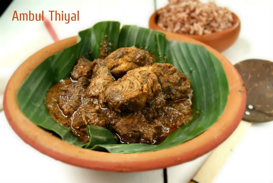 Fish Ambulthial - Tuna (Kelawalla), Home Made 250 g