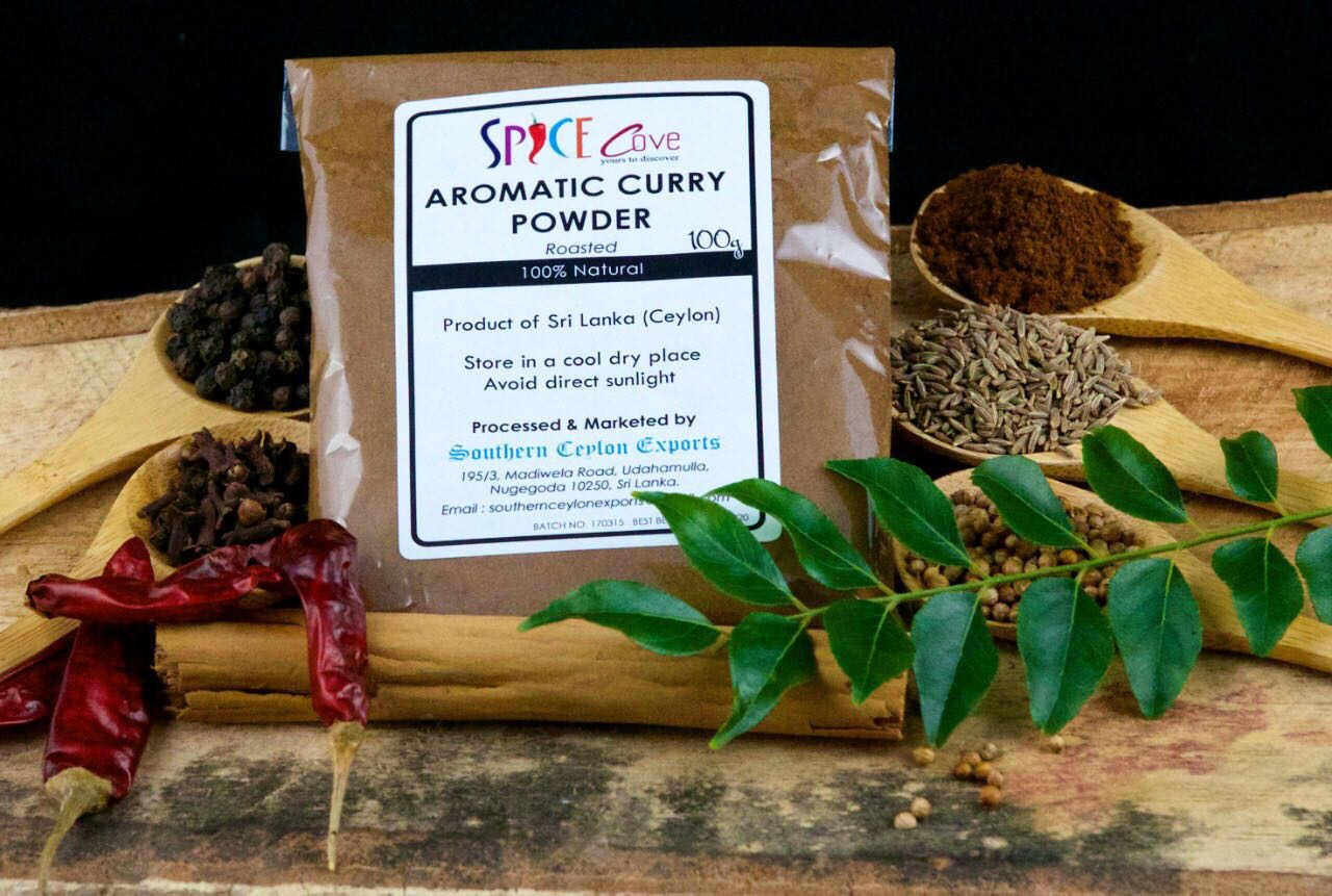 Spice - Aromatic Curry Powder 100g