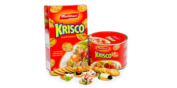Maliban Crisco Box 170g
