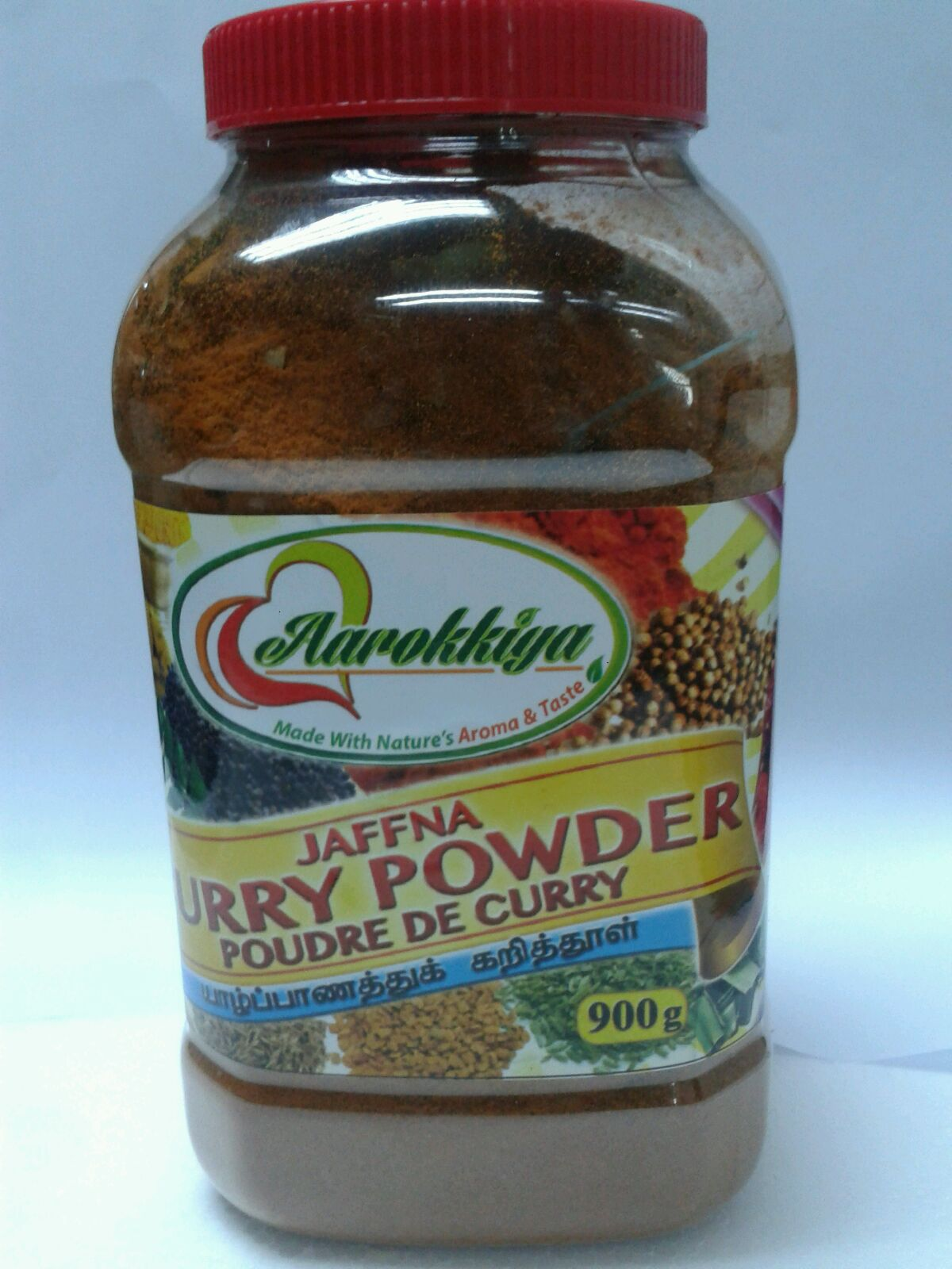Jaffna Curry Powder 900g