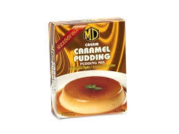 MD Caramel Pudding Mixes 150g