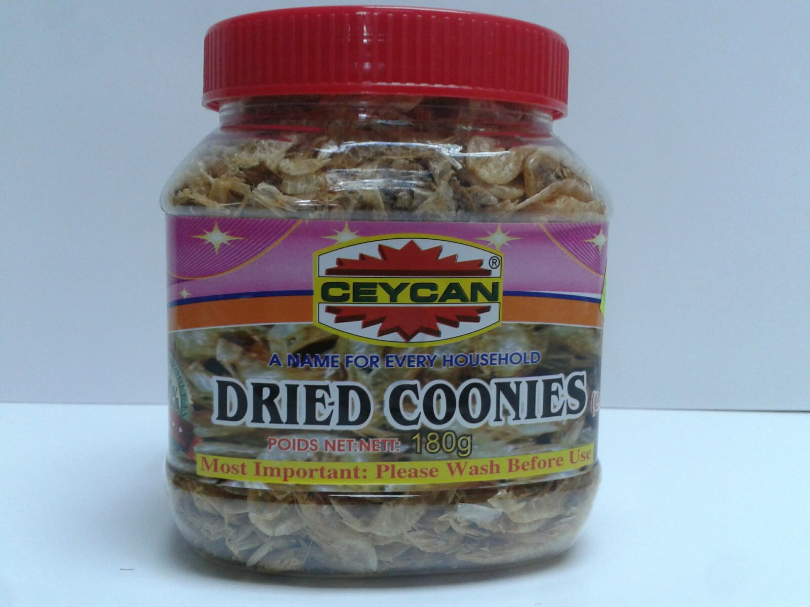 Dried Krills / Dried Coonies 180g [ C6 ]