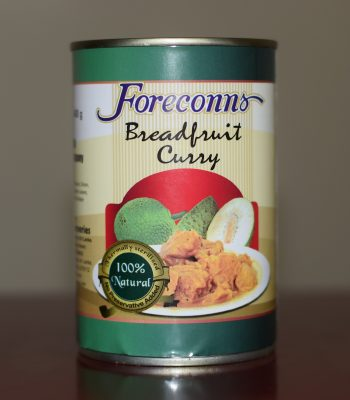 Breadfruit Curry - Foreconne - 400g