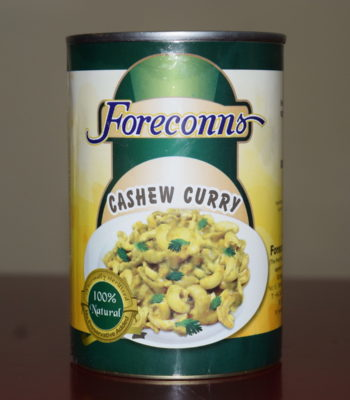Cashew Curry - Foreconns - 400g