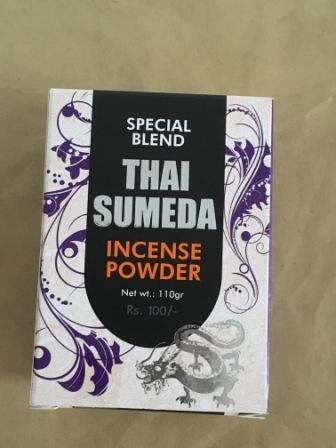 INCENSE POWDER -SPECIAL BLEND- 110G