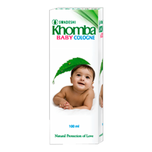 Khomba Baby Cologne -Herbal
