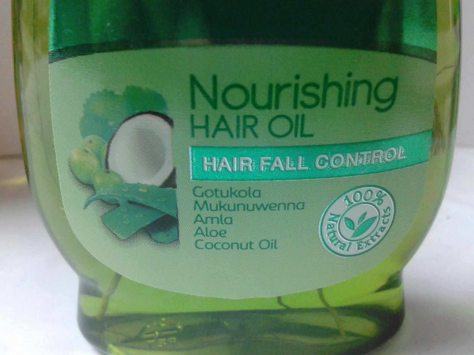 KUMARIKA NOURISHING HAIR OIL - HAIR FALL CONTROL