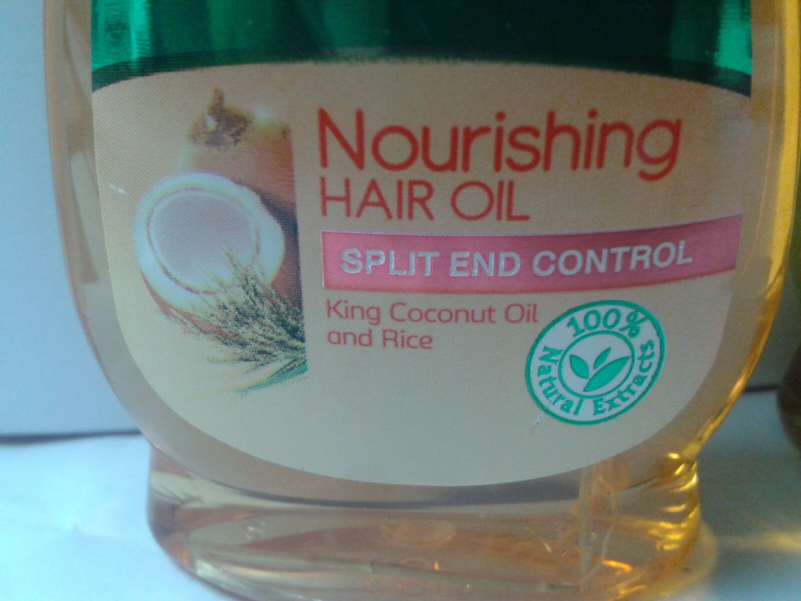 KUMARIKA NOURISHING HAIR OIL SPLIT END CONTROL