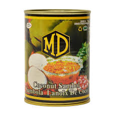Coconut Sambal - Foreconns 500g