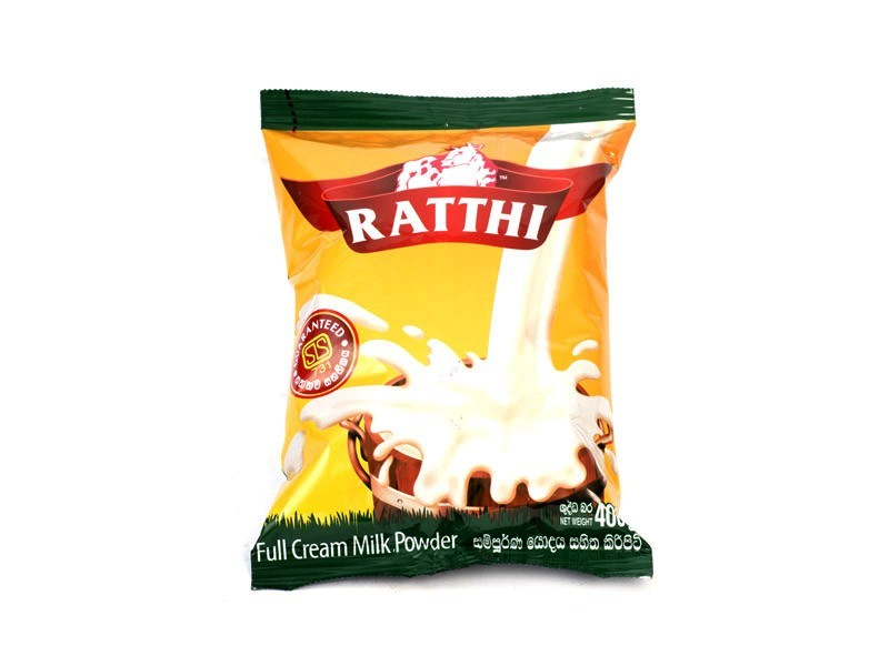 Ratthi Full Cream Milk Powder 400g