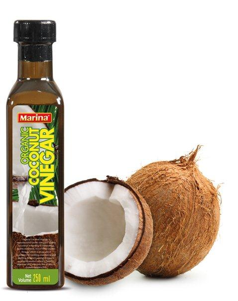 Marina - Organic Coconut Vinegar 250mL