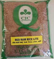 Red Raw Rice - Lite (Rosa Kekulu ) 5 kg [ A1 ]
