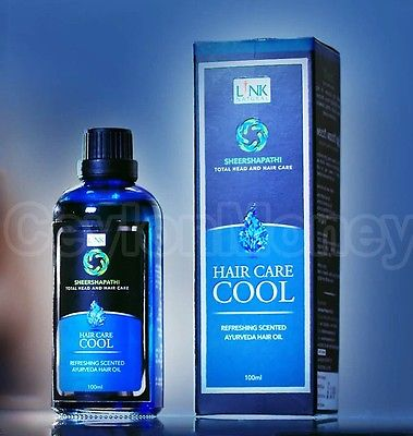 Cool Hair Care Oil - Link Natural [ H20 ]