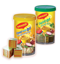 Maggi Vegetable soup cubs [ G-13 ]