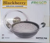 None Stick Hopper Pan set
