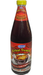 Kithul Treacle / Syrup (Wild Palm Treacle) 750ml