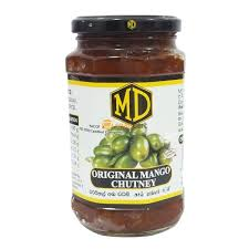 MD Spicy Mango Chutney 460g