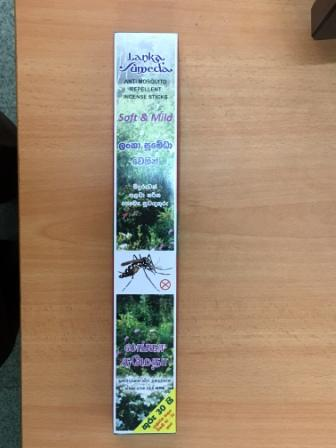 Incense Sticks - Mosquito Repellent 30 Sticks Pack