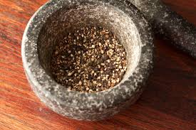 Black Pepper Crushed 100g