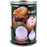 osc coconut milk can [ G39 ]