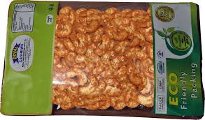 Royal-Hot & Spicy Cashew Nuts in Eco Kolopath Tray 200g [ f91 ]